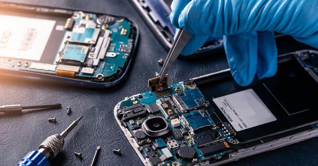 Ремонт телефонов Huawei , Xiaomi , Samsung , meizu , iphone