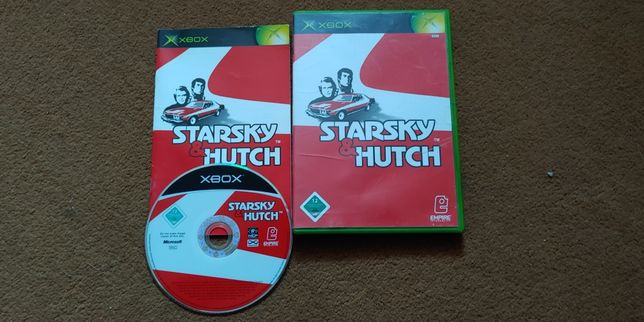 Starsky Hutch Xbox