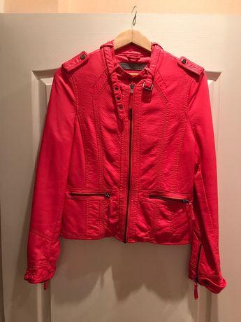 Кожаная куртка, кожанка Zara