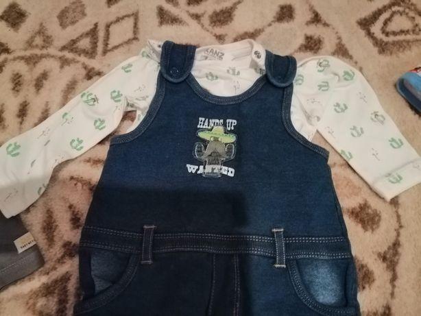 Komplet ubranek niemowlęcych r. 68 early days, kanz