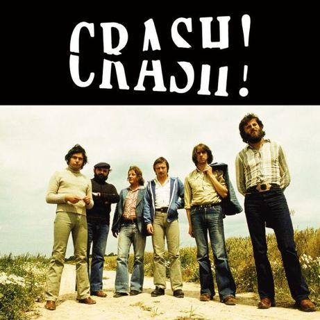 [GAD Records] Crash – Crash (CD) folia OSTATNIA!
