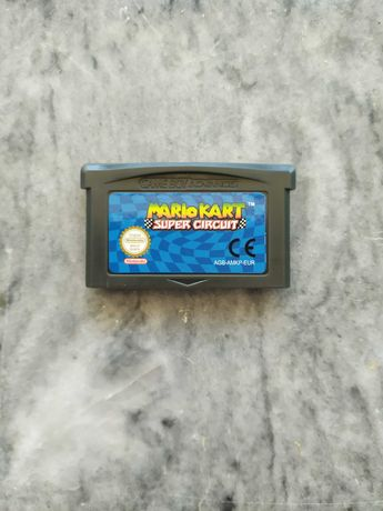 Jogo Mario Kart - Super Circuit
