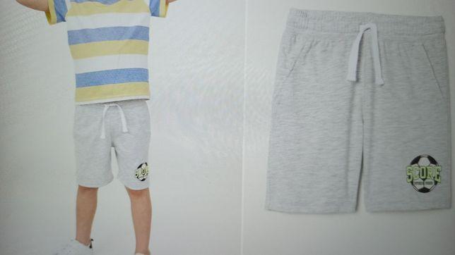 Шорты H&M новые на мальчика 2-4 лет