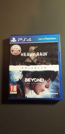 Heavy Rain i Beyond Two Souls kolekcja na ps4