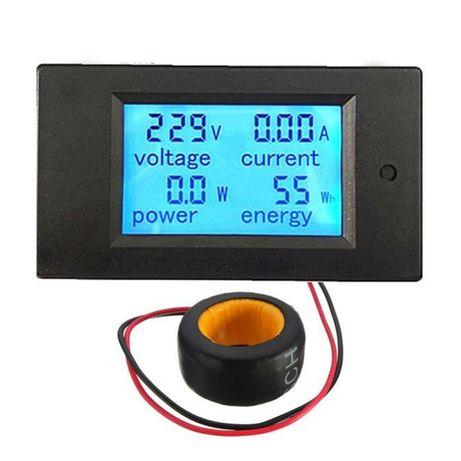Вольтметр, амперметр, ватметр пост и перем тока, счетчик квт/час
