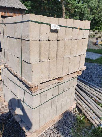 Bloczki betonowe pod fundamenty
