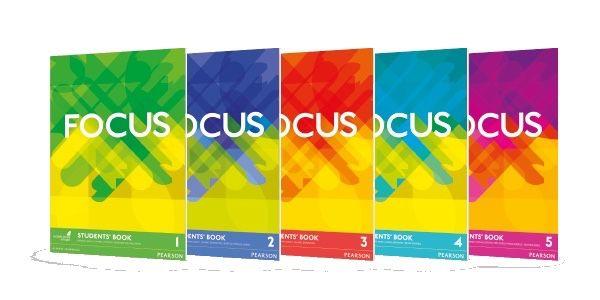 Focus 1,2,3,4,5 ; Get 200 book 1, 2