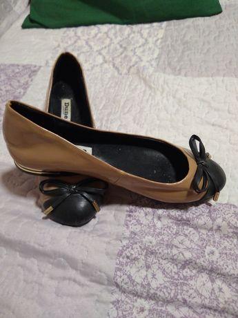 Туфли, лодочки, балетки Dune London, 37 размер.
