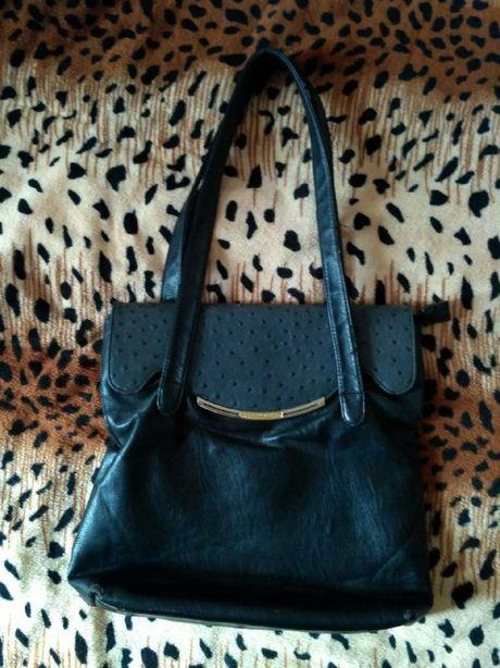сумка черная