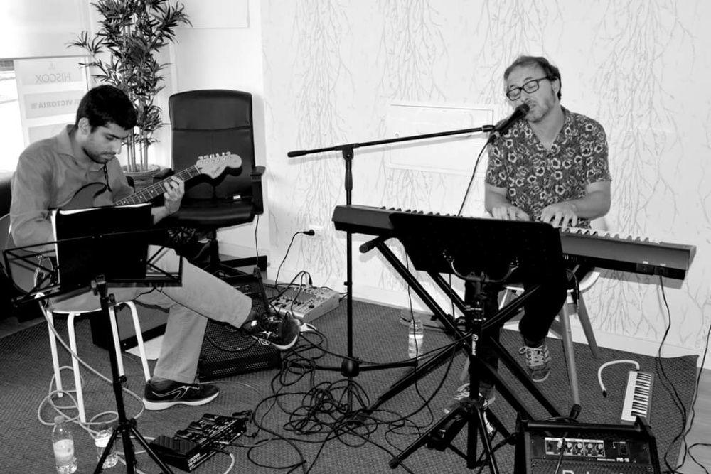 Duo Musical (Guitarra + Piano e Voz) Benfica - imagem 1