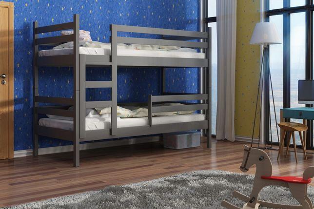 Drewniane łóżko dla dzieci Nela Slim 2 ! Materace za darmo