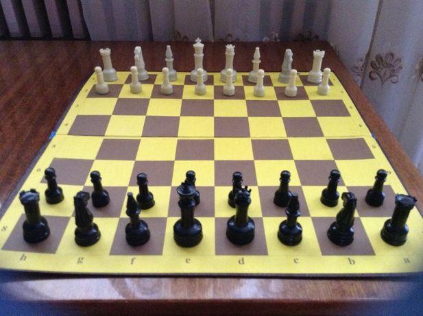 Шахматы новые.