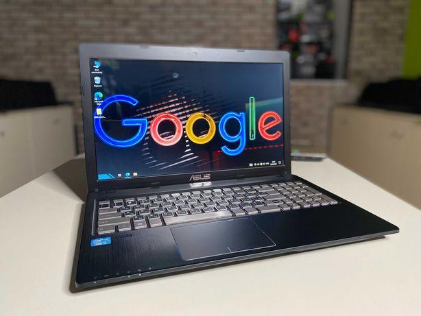 Ноутбук Asus x550c, Ram 4Gb, SSD 128GB, NVIDIA GT 720M 2 GB
