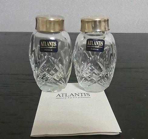 Saleiro e Pimenteiro Atlantis Vista Alegre (NOVO)