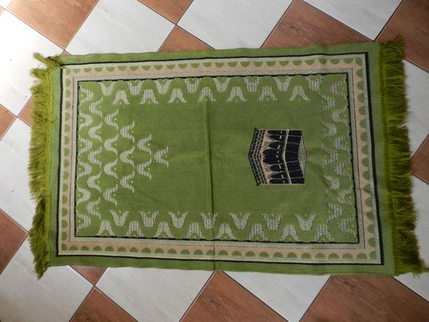 Ręcznie wykonany dywanik