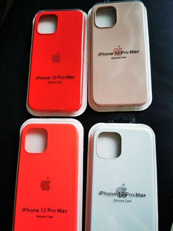 Etui iPhone 12 pro max nowe!