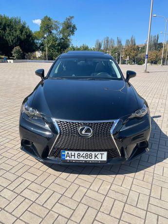 Lexus IS 200t F sport