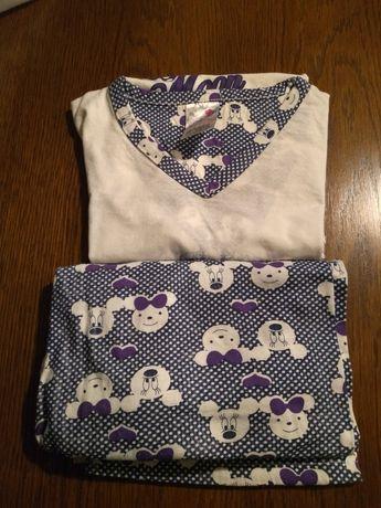 Piżama dla dziewczynki damska