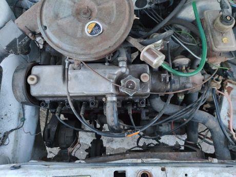 Двигатель ВАЗ 2108 1.5 КПП Карбюратор Стартер Генератор Радиатор