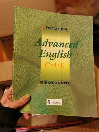 Advanced English CAE Podręcznik