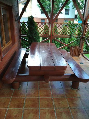 stół biesiadny do ogrodu