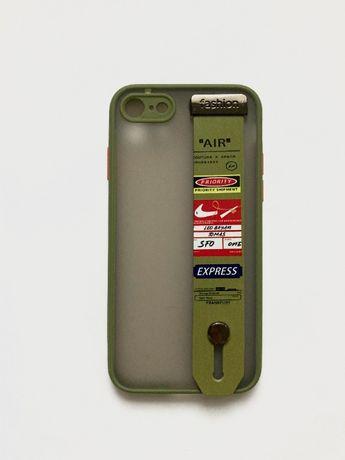 Чехол с ремешком Nike на iPhone 7/8/SE2020