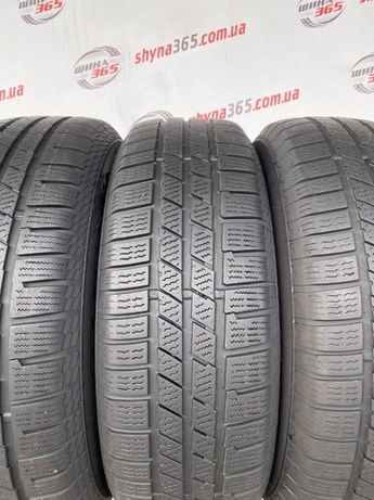 Шини зимові 215/70 R16 CONTINENTAL CROSSCONTACT WINTER( 6,5мм ), 4 шт