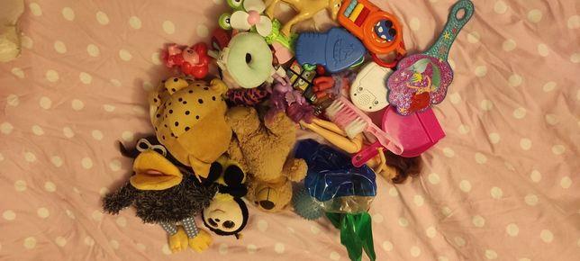Różne zabawki oddam