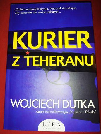 Wojciech Dutka Kurier z Teheranu nowa