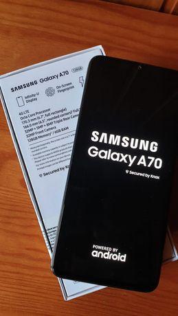 Samsung galaxy A70 como novo