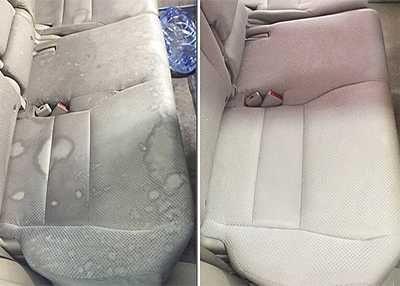 Профессиональная чистка авто и ковров