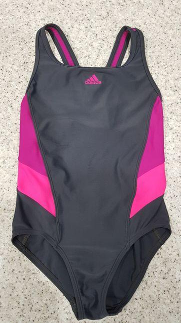 ADIDAS infinitex sportowy strój kąpielowy rozmiar 104/110 długość 46cm