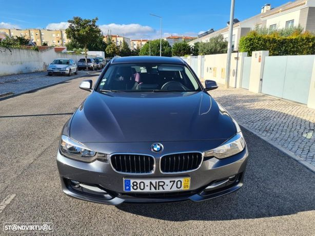 BMW 318 Gran Turismo d Line Sport