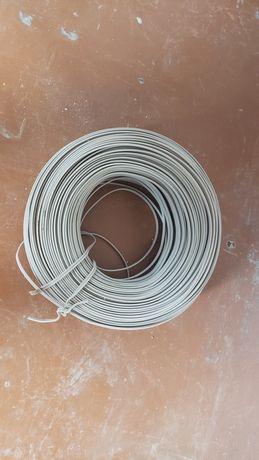 Силовой медный кабель 2x2.5   двухжильный Для укладки проводки