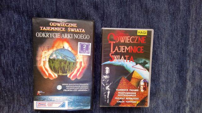 Odwieczne Tajemnice Świata kaseta VHS