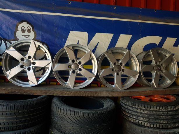 Felgi Aluminiowe Audi A4 B8 R16 5x112 ET 35 -7J