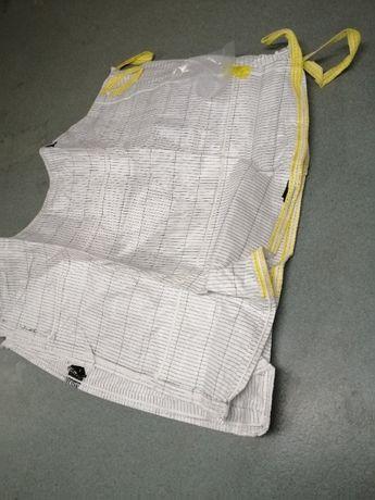 Worki big bag z wkładem foliowym 86/86/125 cm Szeroki Wybór Worków!