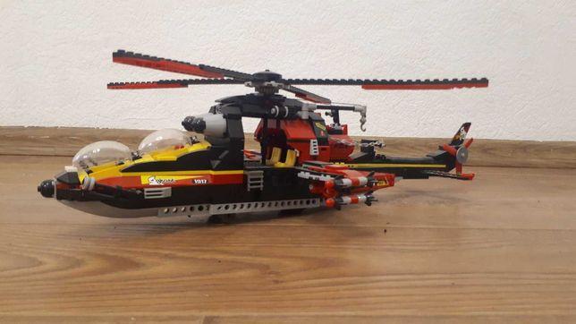 Вертолет Lego игра