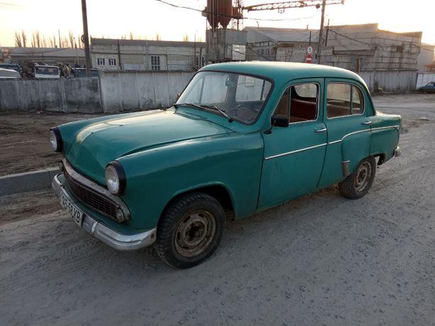 Продам Москвич 407, 1961 года, на ходу.