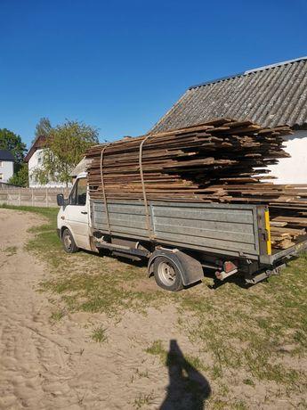 Rozbiórka stodół stodola wiata stare deski skup starego drewna