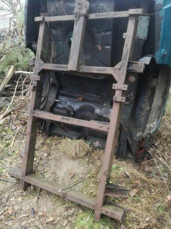 Rama przyczepa laweta z zuka Nysy tarpan polonez truck