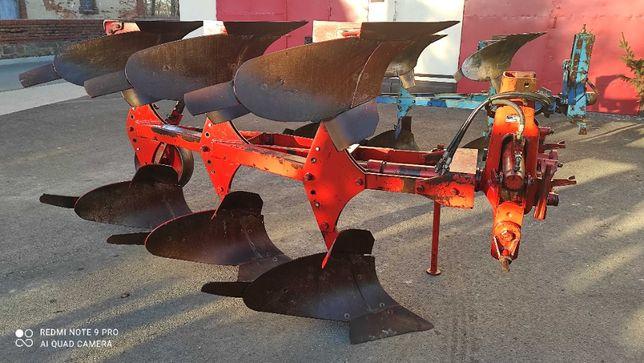 Pług 3-skibowy obrotowy hydrauliczny Niemeyer