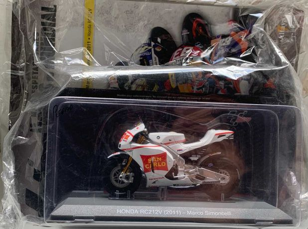 Marco Simoncelli - Honda RC212V