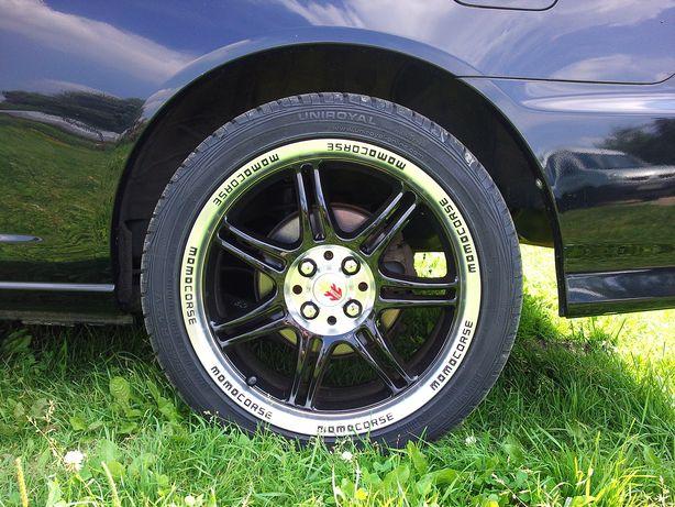 Koła momo honda Opel 215/45R17 4x100