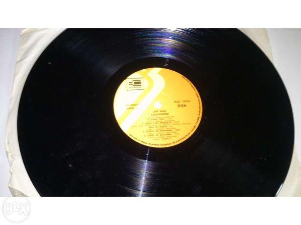 Luís Cília - O Cancioneiro (LP Vinil)