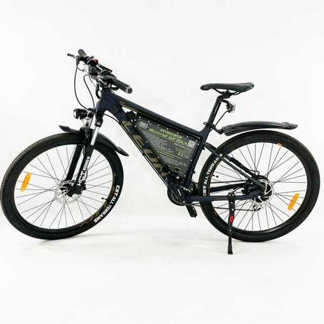"Электровелосипед 27.5"" Tiras Leon XC-80 36V 500W 900W Microvast 20Аh"