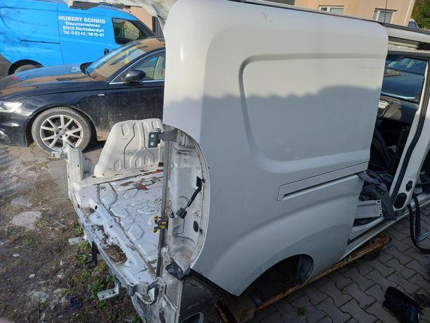 Fiat doblo combo maxi cwiartka pas podłoga prog słupek