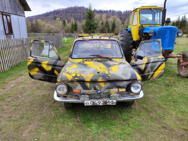 Продам ЗАЗ 968м на ходу