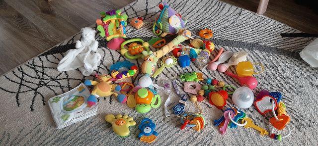 Пакет погремушки и игрушки детские