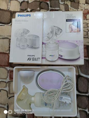 электрический молокоотсос Philips Avent.